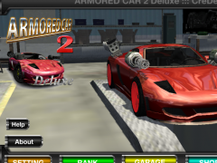 Armored Car 2 Deluxe 1.0.9 Screenshot