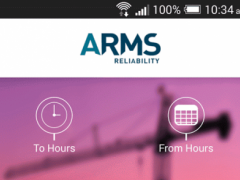 ARMS Reliability Calculator 1.1 Screenshot