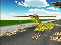 Army Airplane Tanks Cargo Simulator - Transport Military Tanks & War Machines to Battlefield 1.0 Screenshot