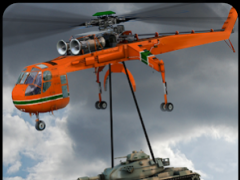 Army Helicopter Aerial Crane: City Flying Pilot 1.0.3 Screenshot