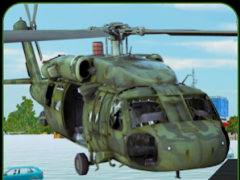 Army Helicopter Flood Relief 1.0.5 Screenshot