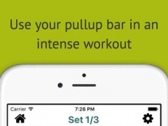 Army Ranger Pull up Bar Workout - Get into fighting shape 1.2 Screenshot