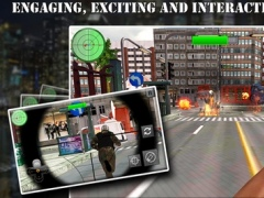 Army Sniper City War – Clash the terrorists And Shoot in the city. 2.0 Screenshot