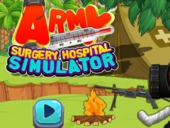 Army Surgery Hospital Simulator - Crazy patients care & doctor surgeon simulation game by Kids Fun Studio 1.0 Screenshot