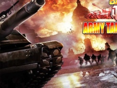 Army Tank Battle Commando Pro 1.0 Screenshot
