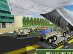 Army Transport Airplane Pilot 1.0 Screenshot