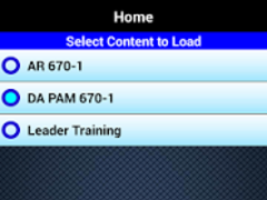 Army Uniforms (AR 670-1) 1.4 Screenshot
