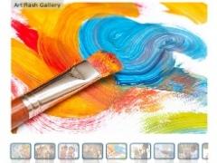 Art Flash Gallery 1.0.1 Screenshot