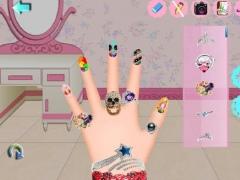 Art Nail Salon:Happy Holidays!-Children's Creative Arts Free HD 1.0.2 Screenshot