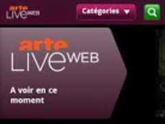 ARTE Live Web 1.0.0 Screenshot