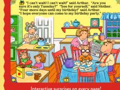 Arthur's Birthday 1.4 Screenshot