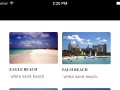 Aruba Travel Guide Tristansoft 1.0 Screenshot
