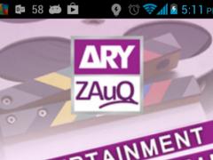 ARY ZAUQ 1.4.6.529 Screenshot