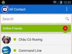 AsapChat for Facebook Chat 1.05 Screenshot