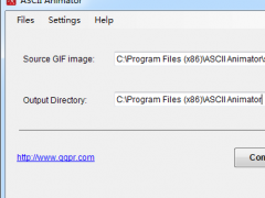 ASCII Animator 2.0 Screenshot