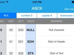 asciiviewer 1.0 Screenshot