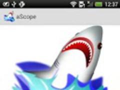 aScope Poker Tournament Lookup 1.1.3 Screenshot