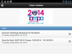 ASCP Annual Meeting 1.0.8 Screenshot