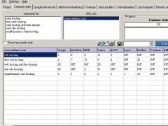 @Semonitor - Web Ranking Tool 2.1 Screenshot