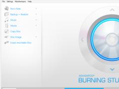 Ashampoo Burning Studio FREE 1.14.5 Screenshot