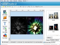 Ashampoo Cover Studio 2 2.2.0 Screenshot