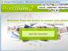 Ashampoo Photo Converter 2 2.0.0 Screenshot