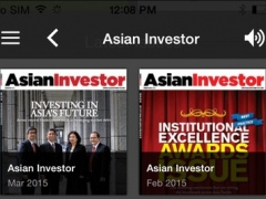 AsianInvestor Magazine 4.8.4 Screenshot