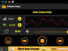ASIRadio - Asian Radio 2.0.1 Screenshot