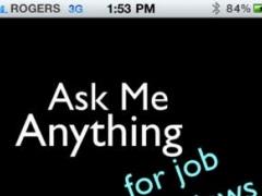 Ask Me Anything For Job Interviews 2.0 Screenshot