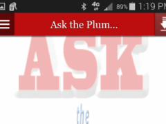 Ask the Plumber 2.0 Screenshot
