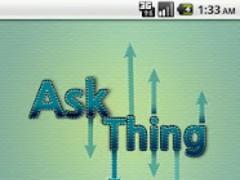Askthing 1.0 Screenshot