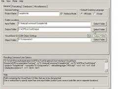 ASP Documentation Tool 8.2.8 Screenshot