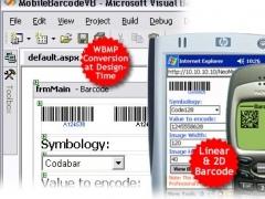 ASP.NET Mobile Barcode Professional 2.0 Screenshot
