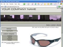 Asp.Net Shopping Cart Developer Edition 2.0 Screenshot