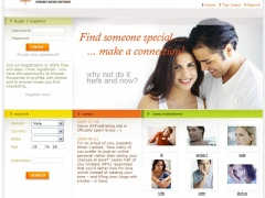 ASPnetDating Lite 2.0 Screenshot
