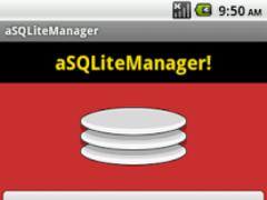 aSQLiteManager 4.7.1 Screenshot
