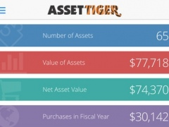Asset Tiger 1.3 Screenshot