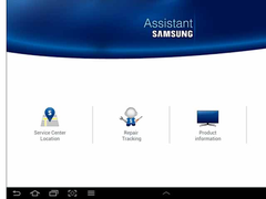 Assistant Samsung 03.00.00 Screenshot
