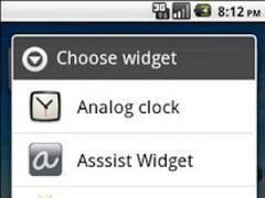 Asssist Dribbble Widget 1.0.5 Screenshot