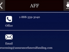 Assurance Funeral Funding 3.0 Screenshot