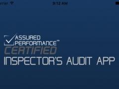 Assured Performance Inspector's Audit App (Inspector's Gadget) 1.5 Screenshot