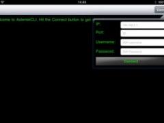 Asterisk CLI HD 1.0 Screenshot