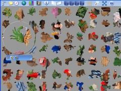 Astra Jigsaw Art II 1.15 Screenshot
