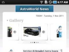 AstraWorld 2.5.0 Screenshot