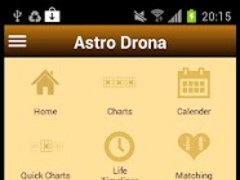 Astro Drona - Beta 1.13 Screenshot