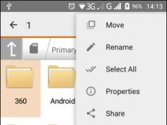 Review Screenshot - File Manager – Simplifying File Management