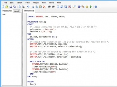 Astrobe 4.0.1 Screenshot