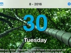 Astrology Calendar - Lunar Calendar 2.0 Screenshot