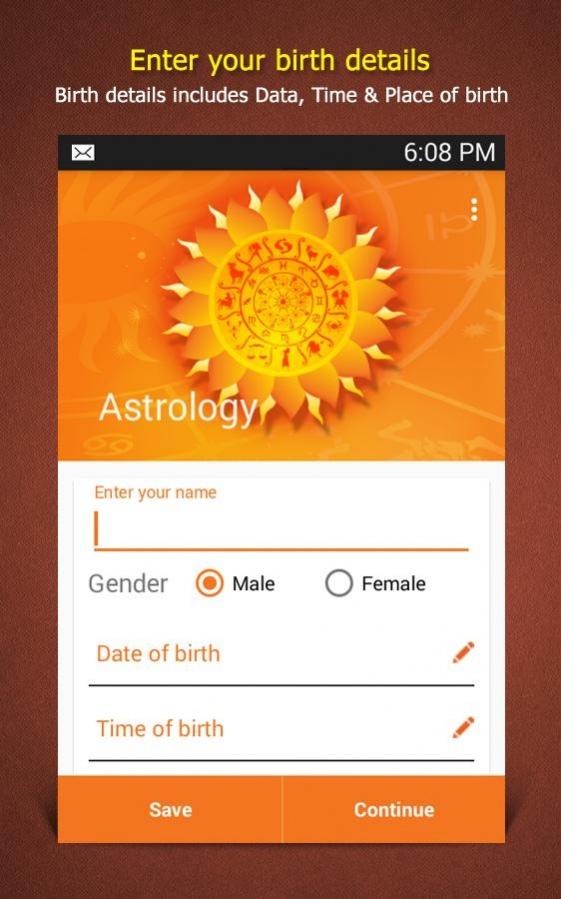 date of birth astrology in marathi