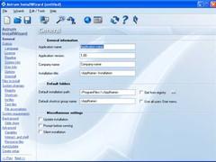 Astrum InstallWizard 2.29.00 Screenshot